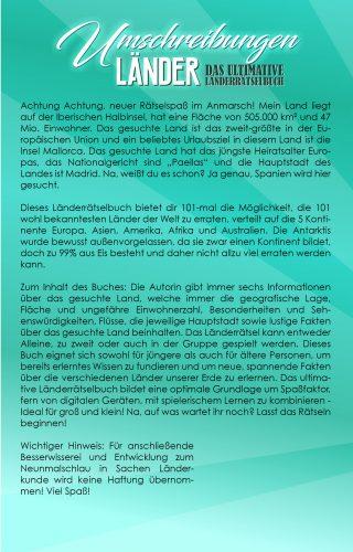 Umschreibungen Länder - German Kopie